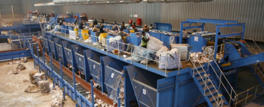 What is on site waste management